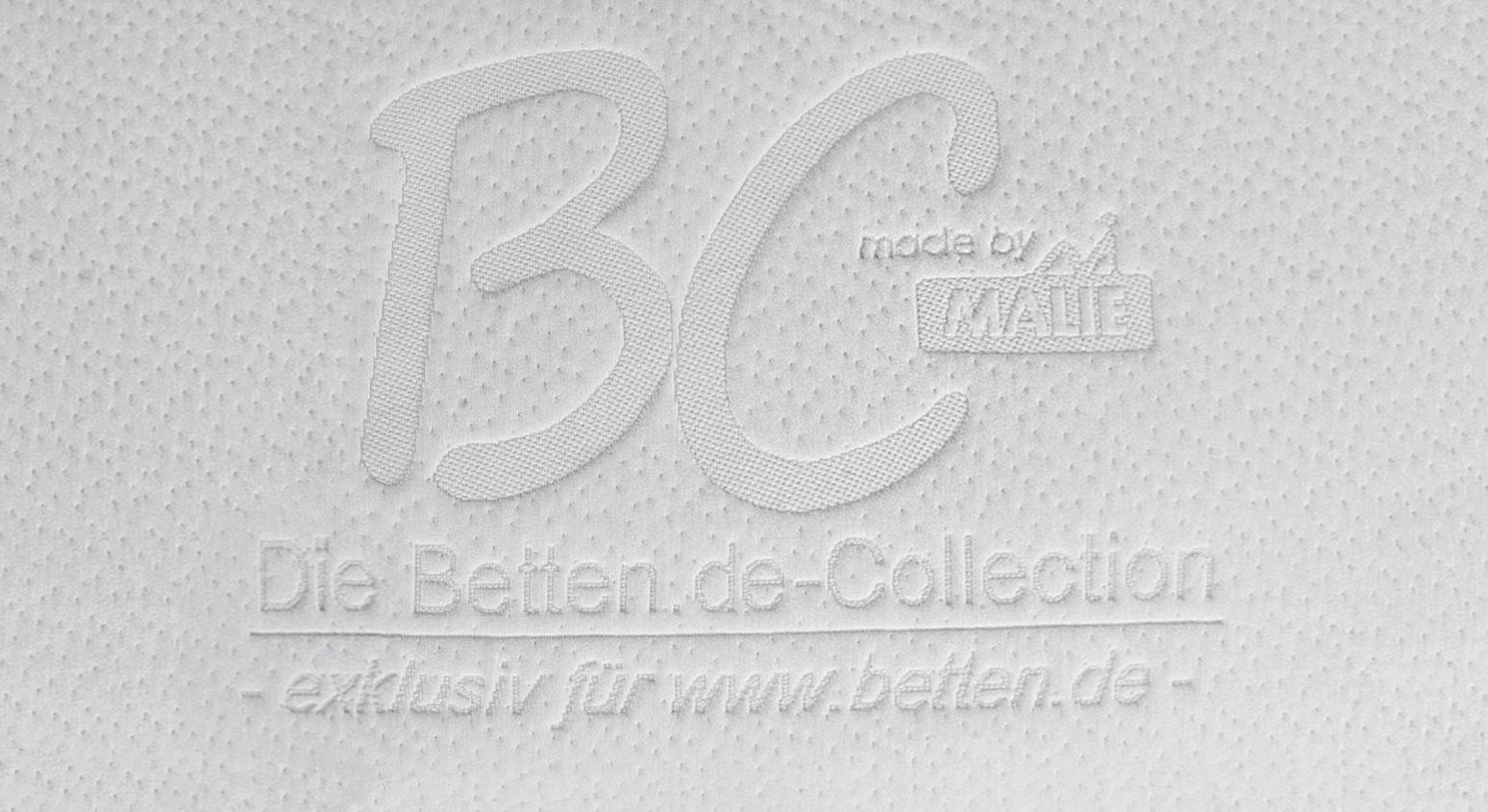 Exklusiver Viscoschaum-Topper Sirius Premium mit BC-Logo