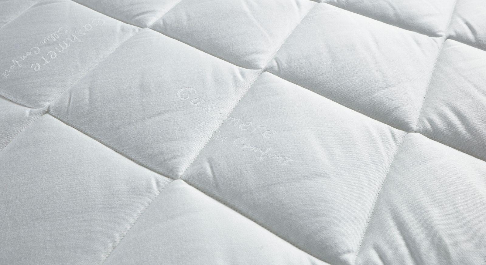 Alternativ-Matratzenbezug Cashmere Mehrpreis mit abnehmbarer Oberfläche