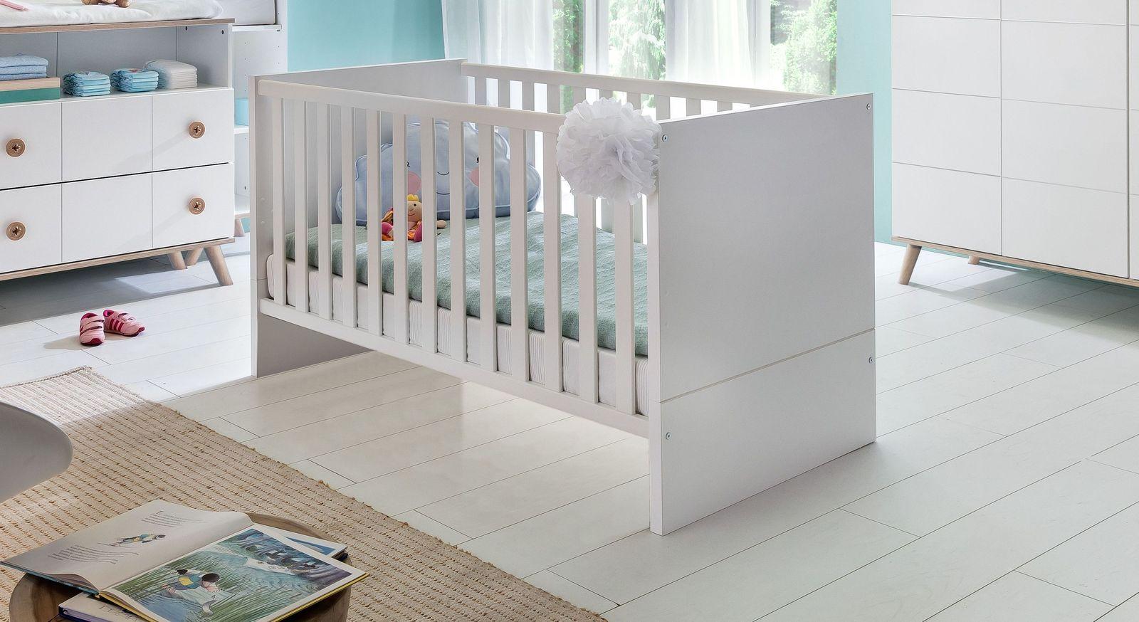 Babybett Beano ohne Bettschublade