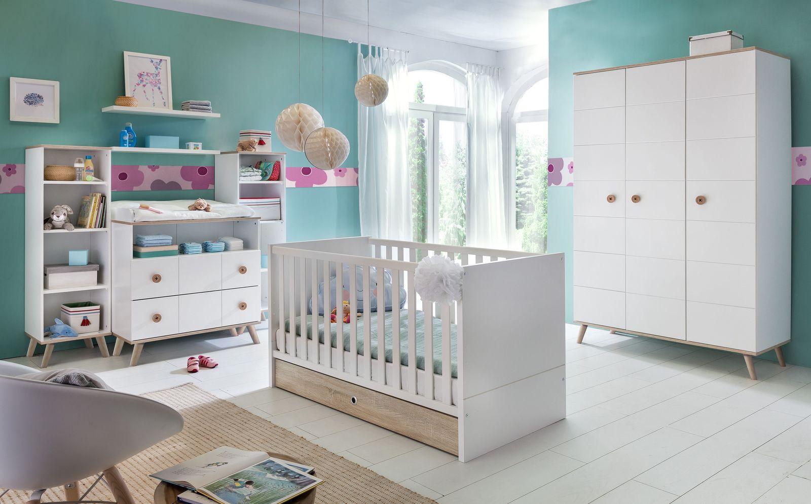 babyzimmer komplett als set g nstig kaufen. Black Bedroom Furniture Sets. Home Design Ideas