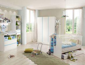 Preiswertes Babyzimmer Los Pinos Mit Viel Zubehör