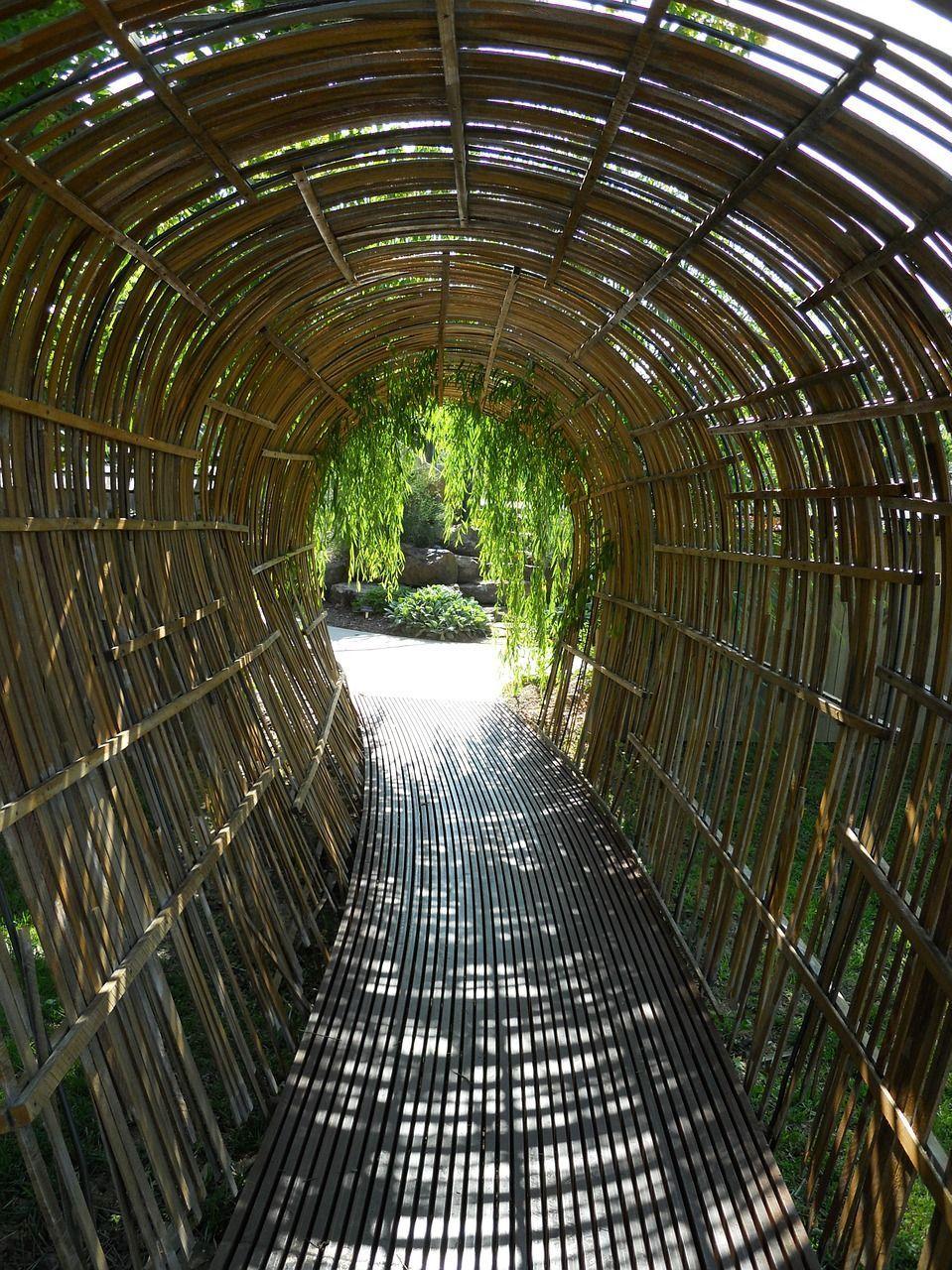 Als Leicht Verfügbarer Rohstoff In Hoher Qualität Wird Bambus Für Viele  Unterschiedliche Zwecke Genutzt. Er Ist Robust Und Sehr Strapazierfähig, ...