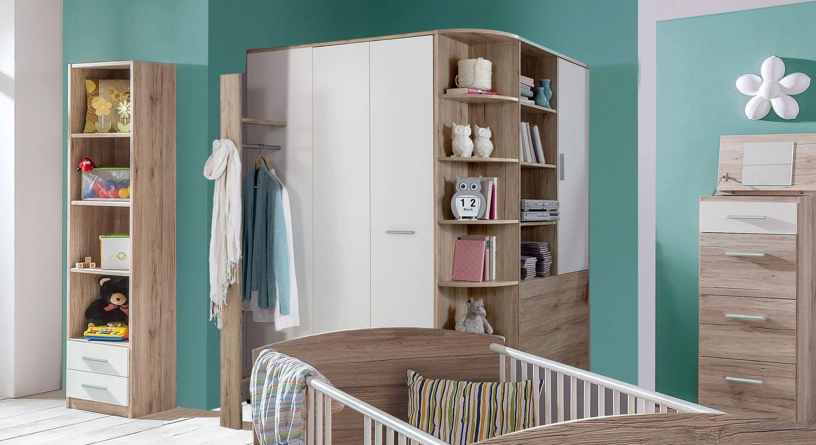 begehbarer eck kleiderschrank f r jugend oder. Black Bedroom Furniture Sets. Home Design Ideas