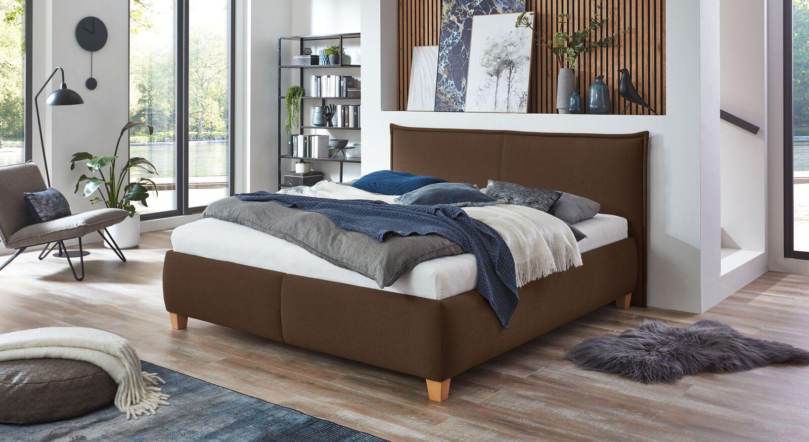 Bett Adana mit großem Bettkasten