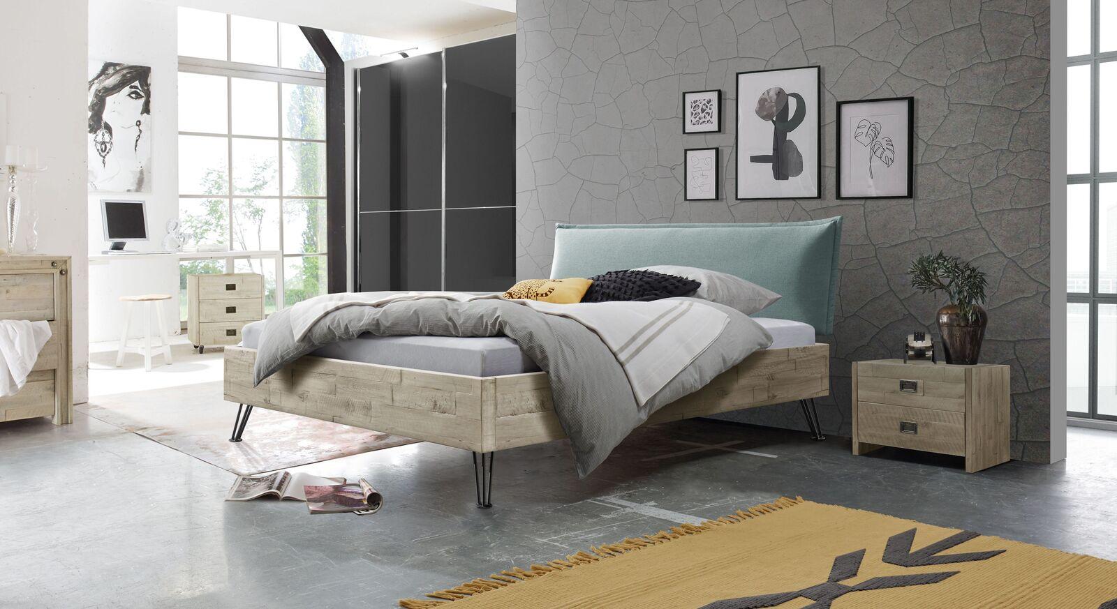 Passende Schlafzimmermöbel zum Bett Ancilla