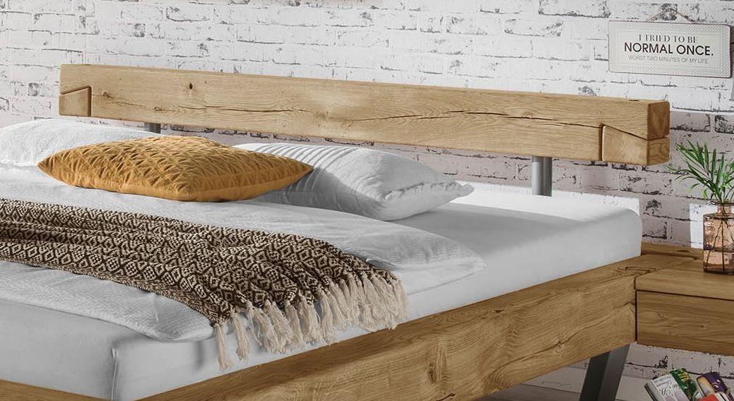 Hochwertiges Bett Arsos inklusive Kopfteil