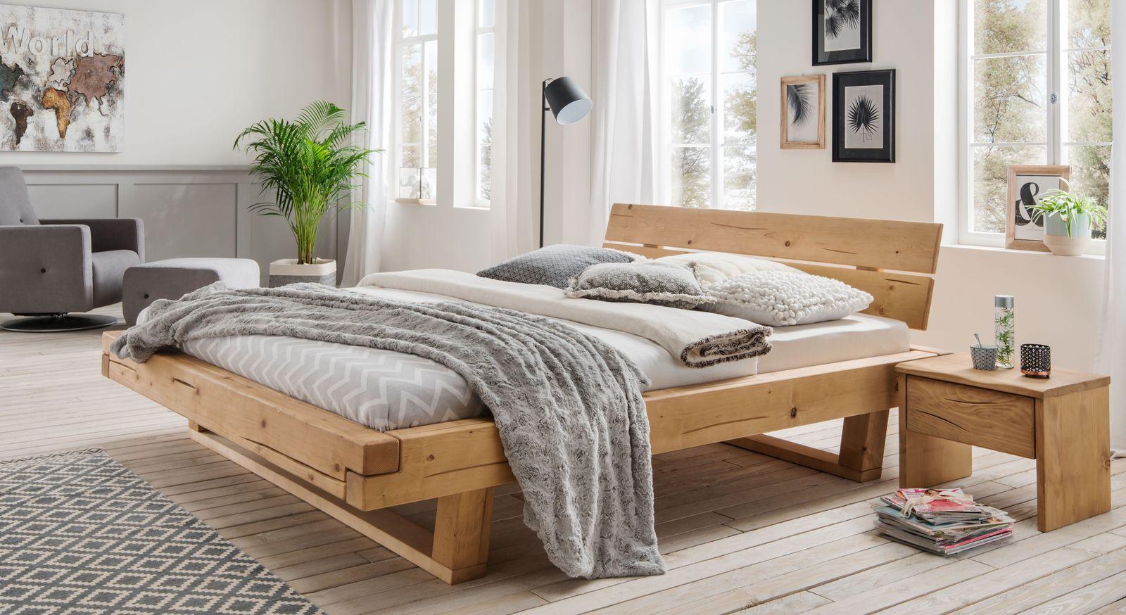 Bett Basiliano mit dazu passenden Produkten