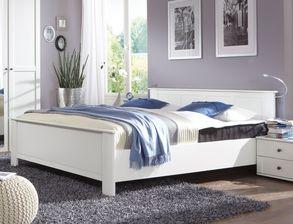Günstiges Schlafzimmer komplett mit Bett und Schrank - Berata