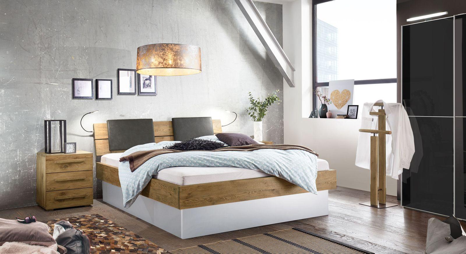 Bett Boa Vista mit komfortabler Einstiegshöhe
