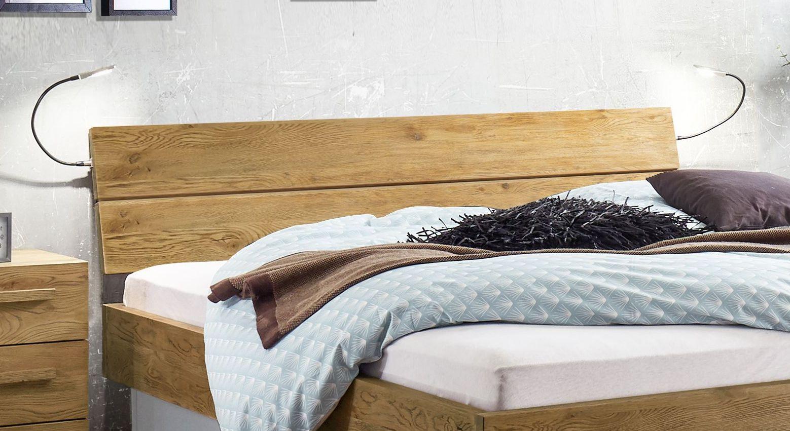 Bett Boa Vista mit geteiltem Kopfteil