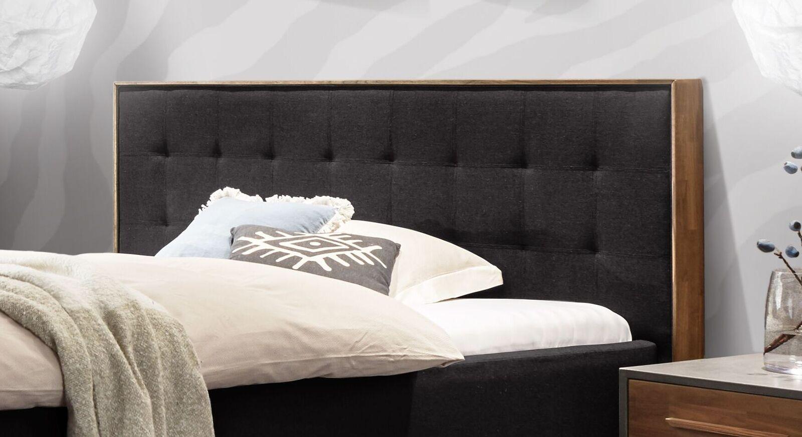 Modernes Bett Cassian inklusive Kopfteil