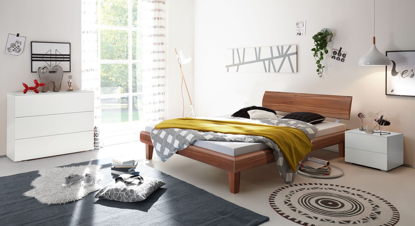 Passende Möbel zum Bett Dareso