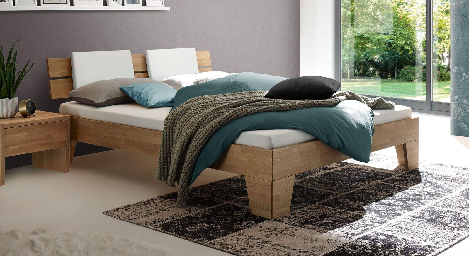 Geradliniges Design Bett Enos