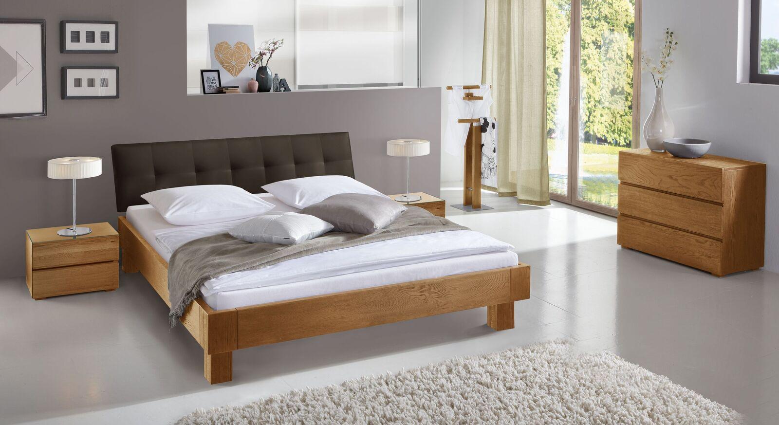 Passende Schlafzimmermöbel zum Bett Floriano