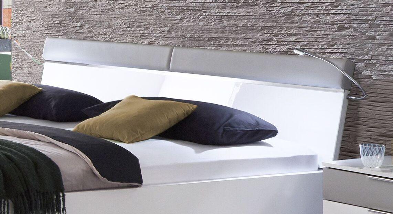 Bett Florices Kopfteil in innovativen Design