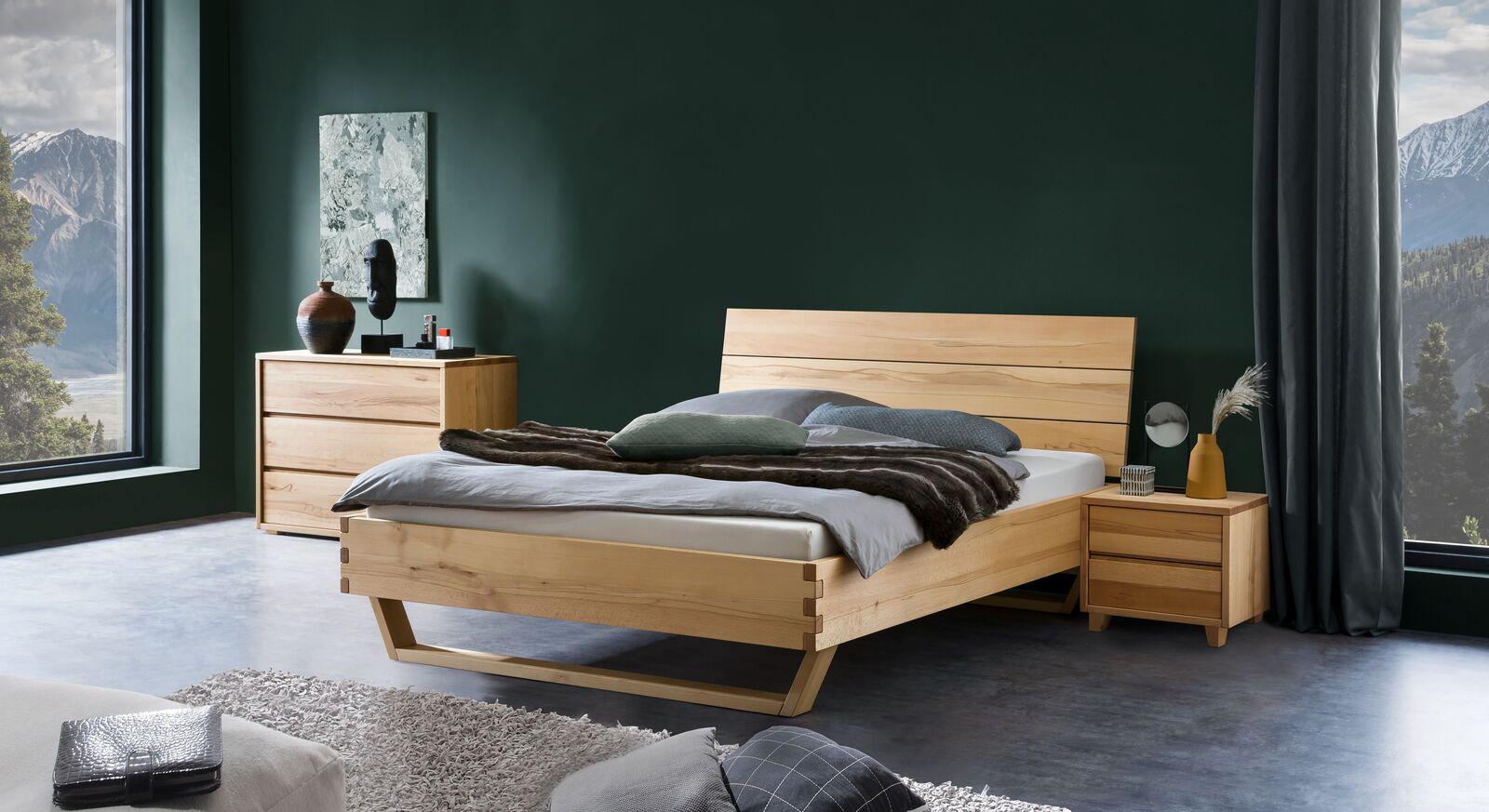 Passende Produkte für Bett Grimar aus Wildbuche