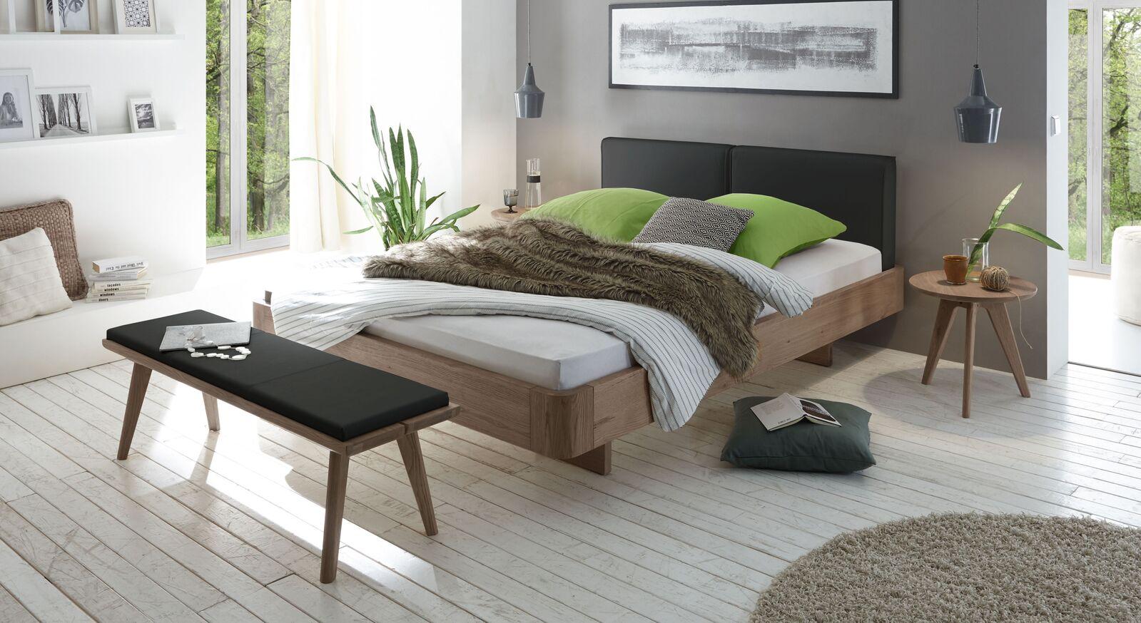 Passende Beimöbel zum Bett Inesis