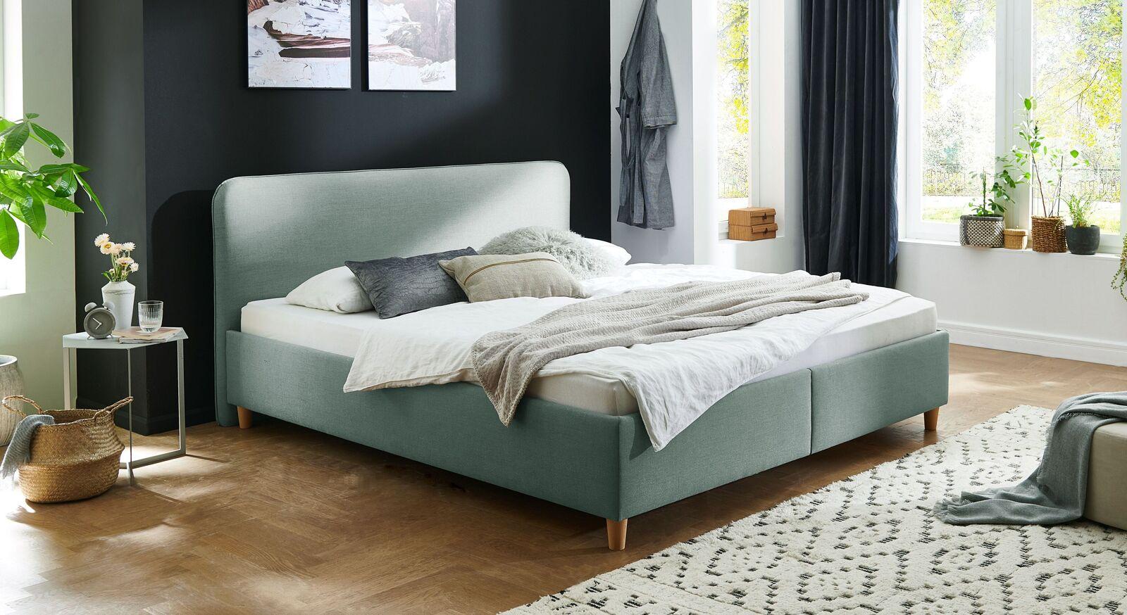 Bett Kannur mit geräumigem Bettkasten