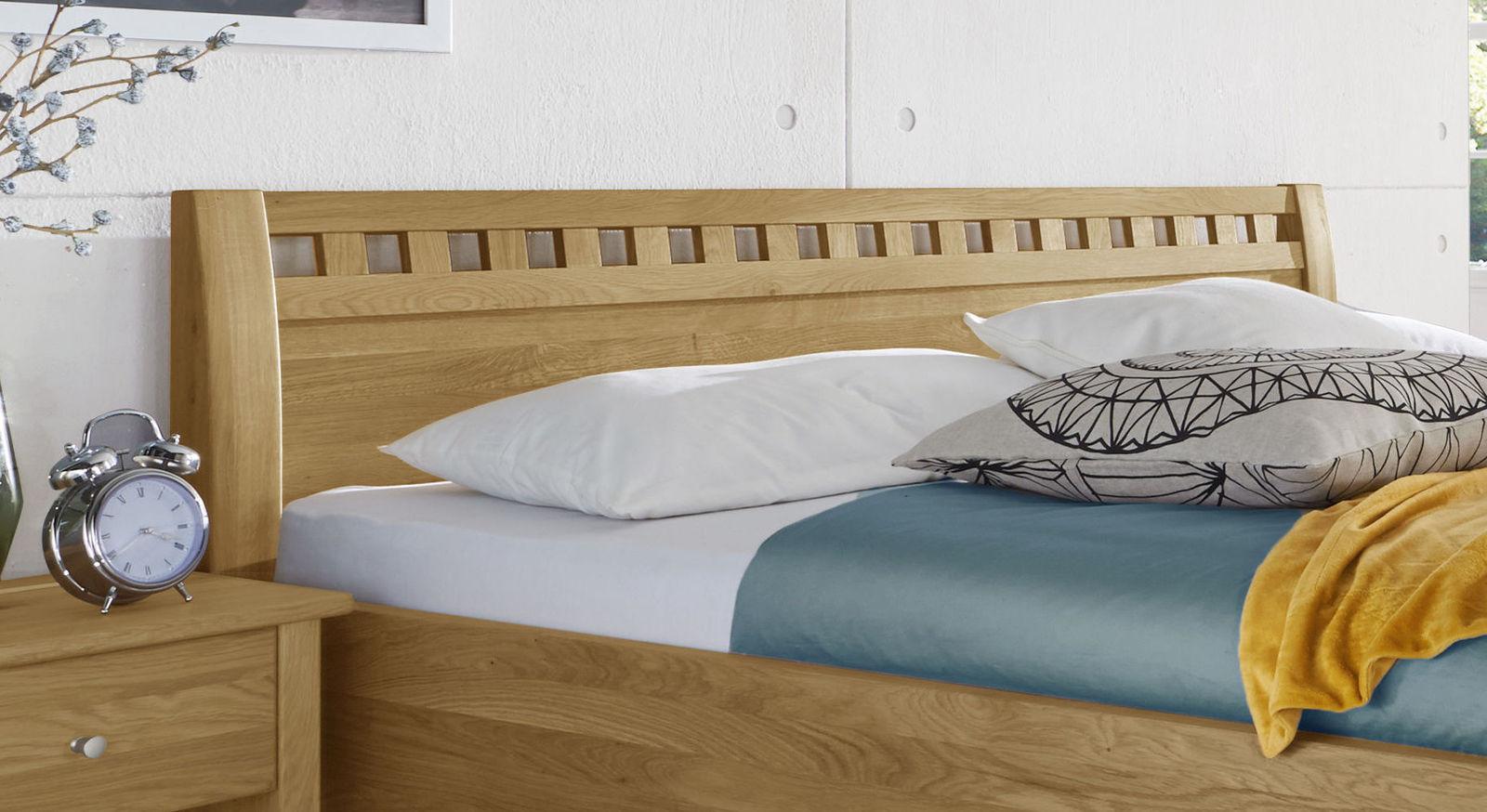einzel und doppelbett in komforth he wildeiche massiv lancy. Black Bedroom Furniture Sets. Home Design Ideas