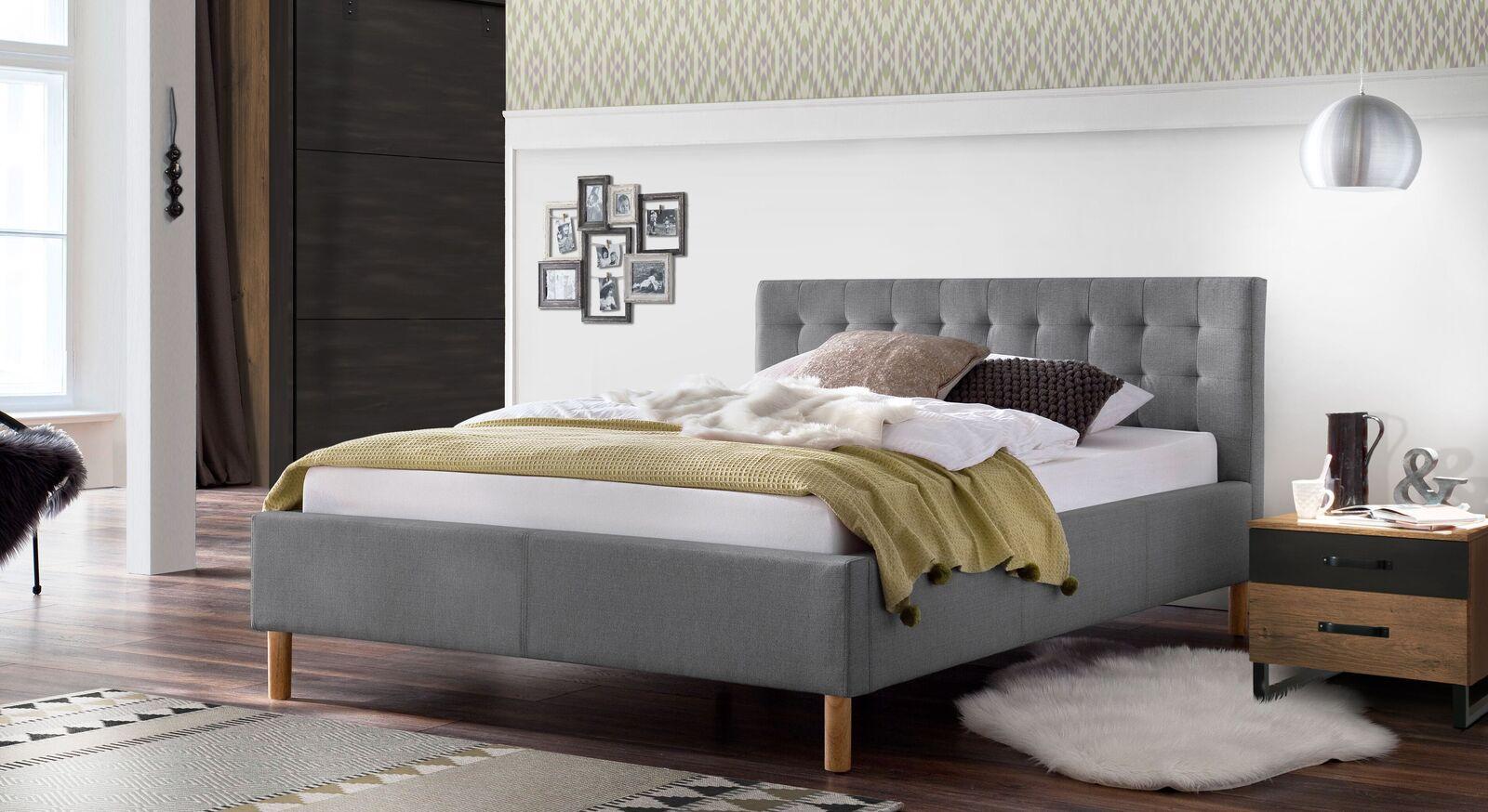 Passende Schlafzimmermöbel zum Bett Lemin