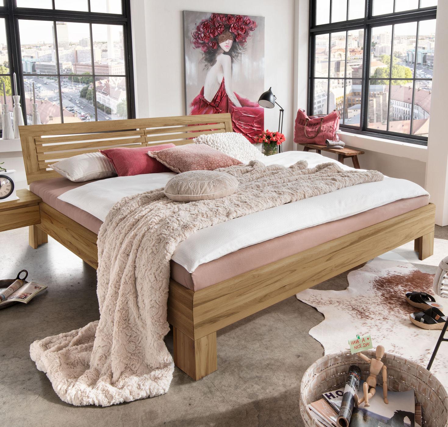 modernes buchenbett in komforth he stabverleimt und ge lt lienz. Black Bedroom Furniture Sets. Home Design Ideas