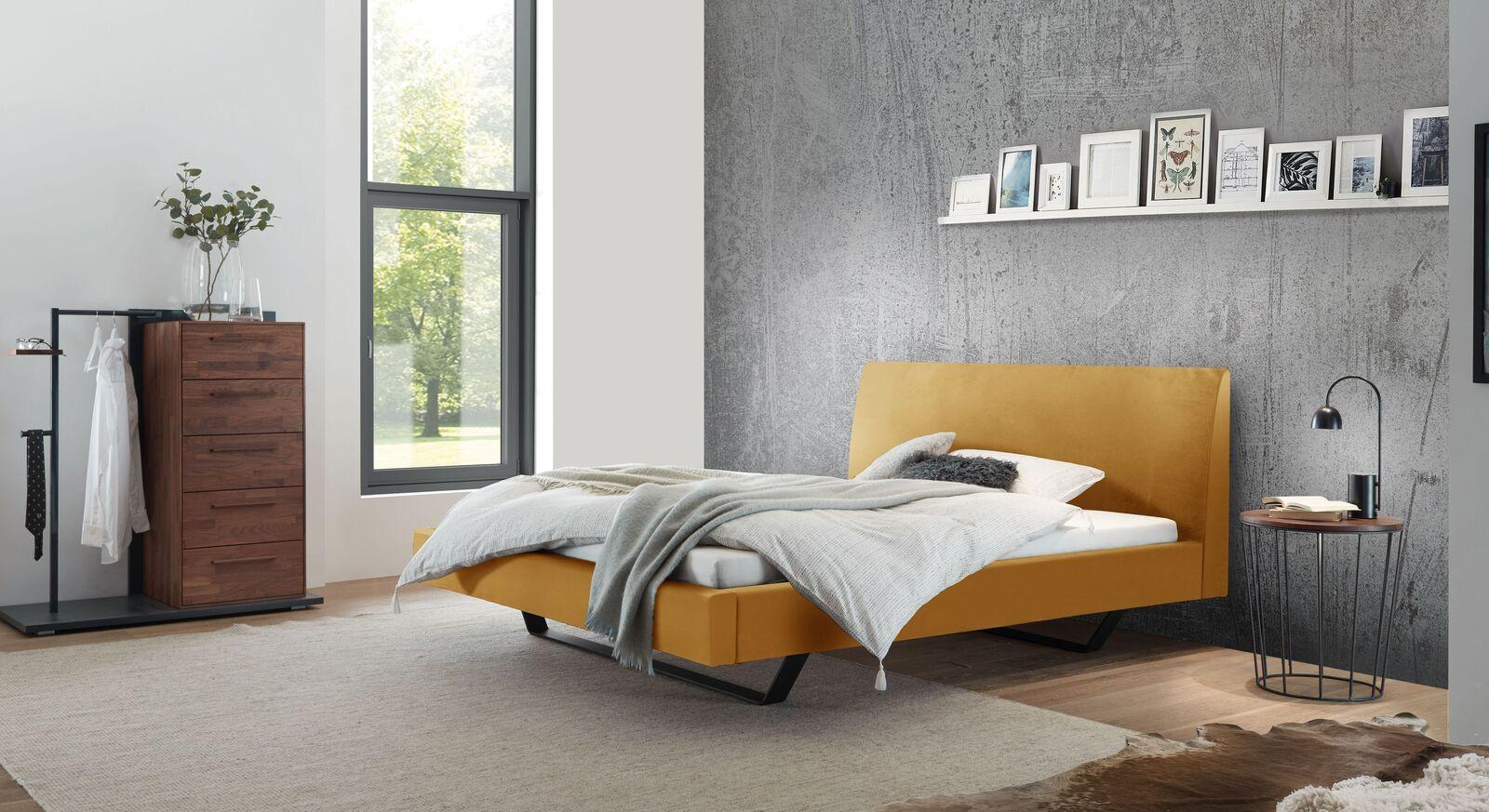 Passende Schlafzimmer-Ausstattung zum Bett Lieven