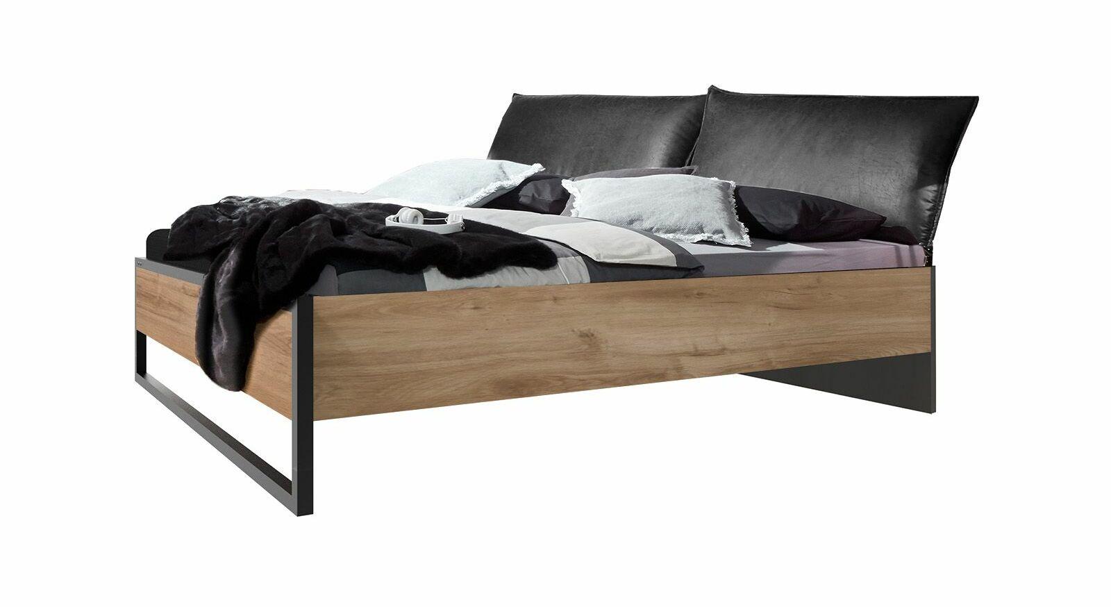 Preiswertes Bett Mancos im Factory-Style