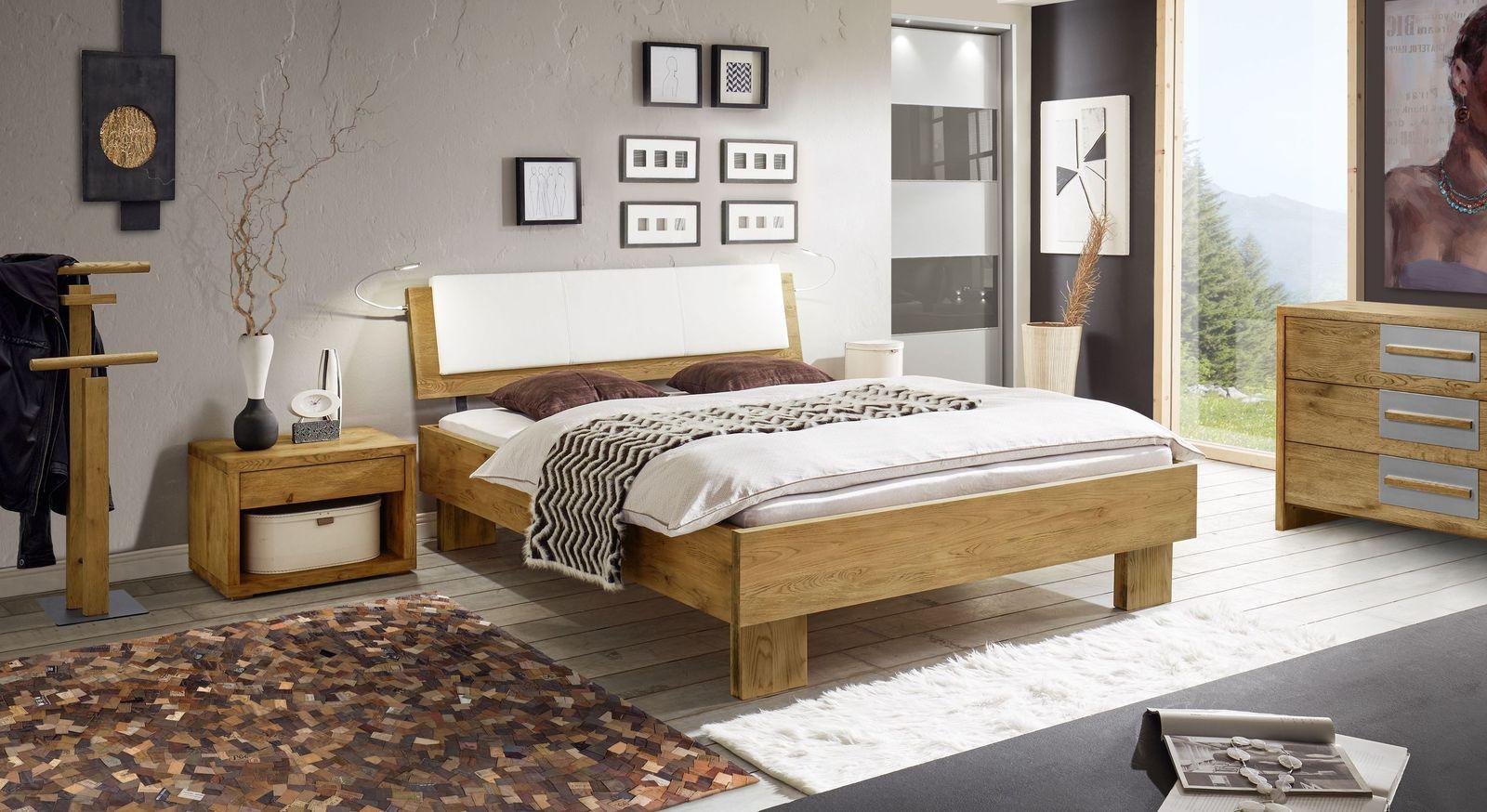 Bett Maraba mit passenden Möbel und Accessoires
