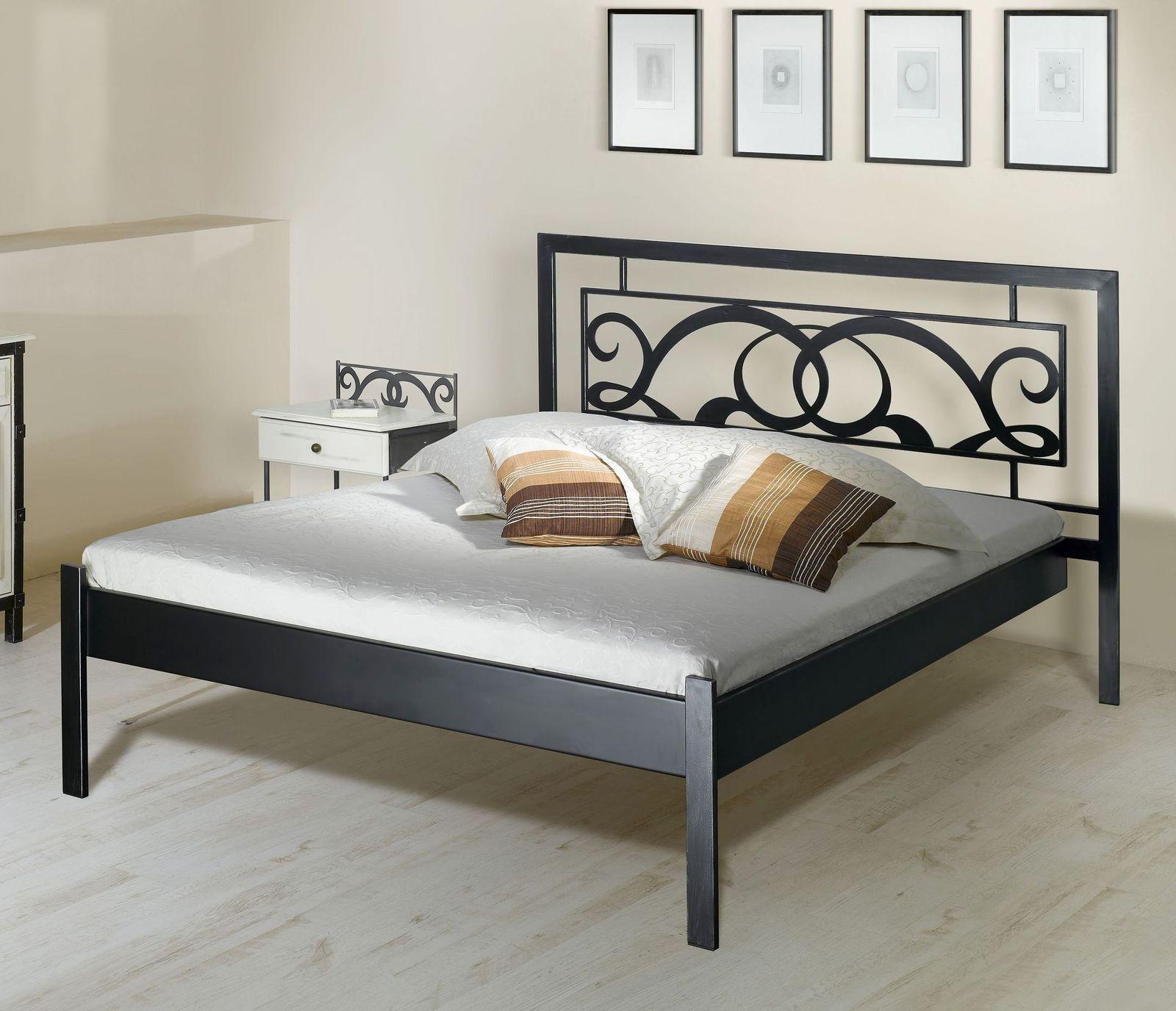Stabile Metallbetten günstig kaufen im Online Betten Shop
