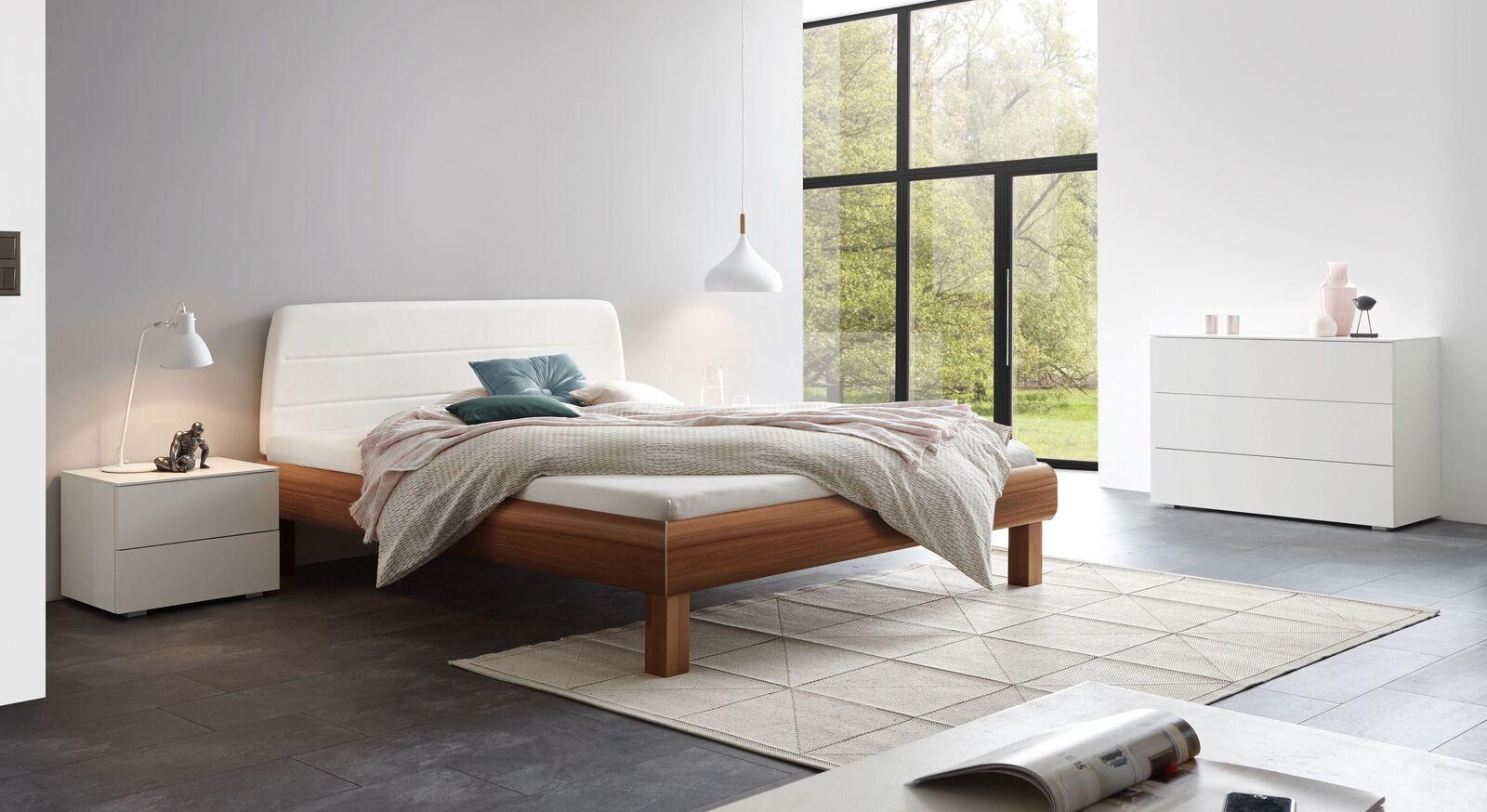 Passende Schlafzimmermöbel zum Bett Mencia