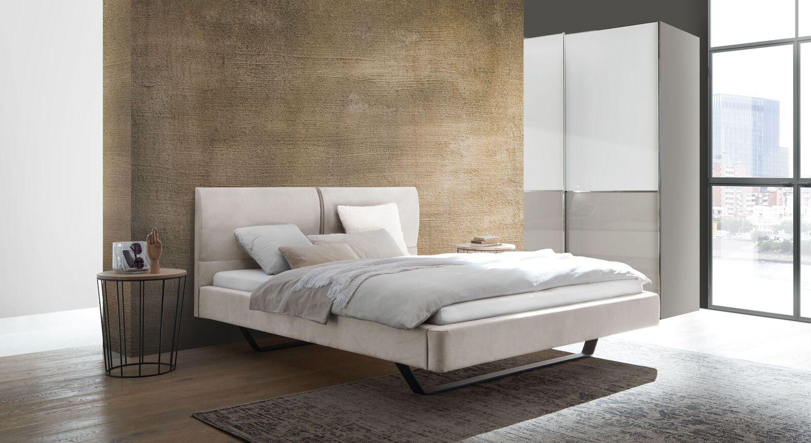 Bett Nantra mit passenden Schlafzimmer-Möbel