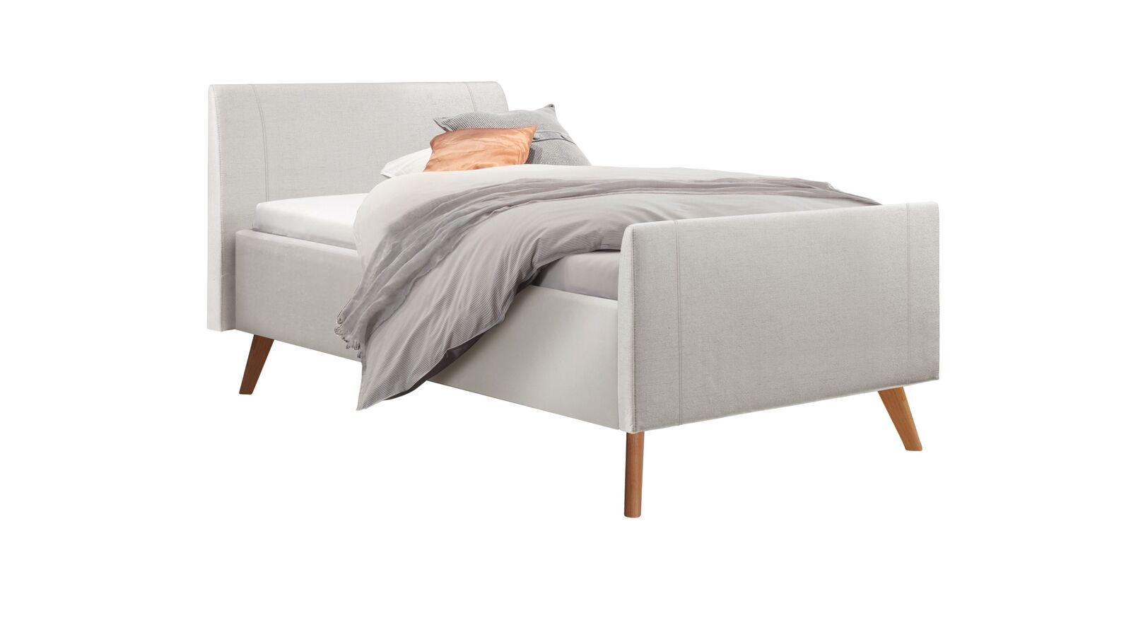 Bett Nelka in Einzelbettgröße