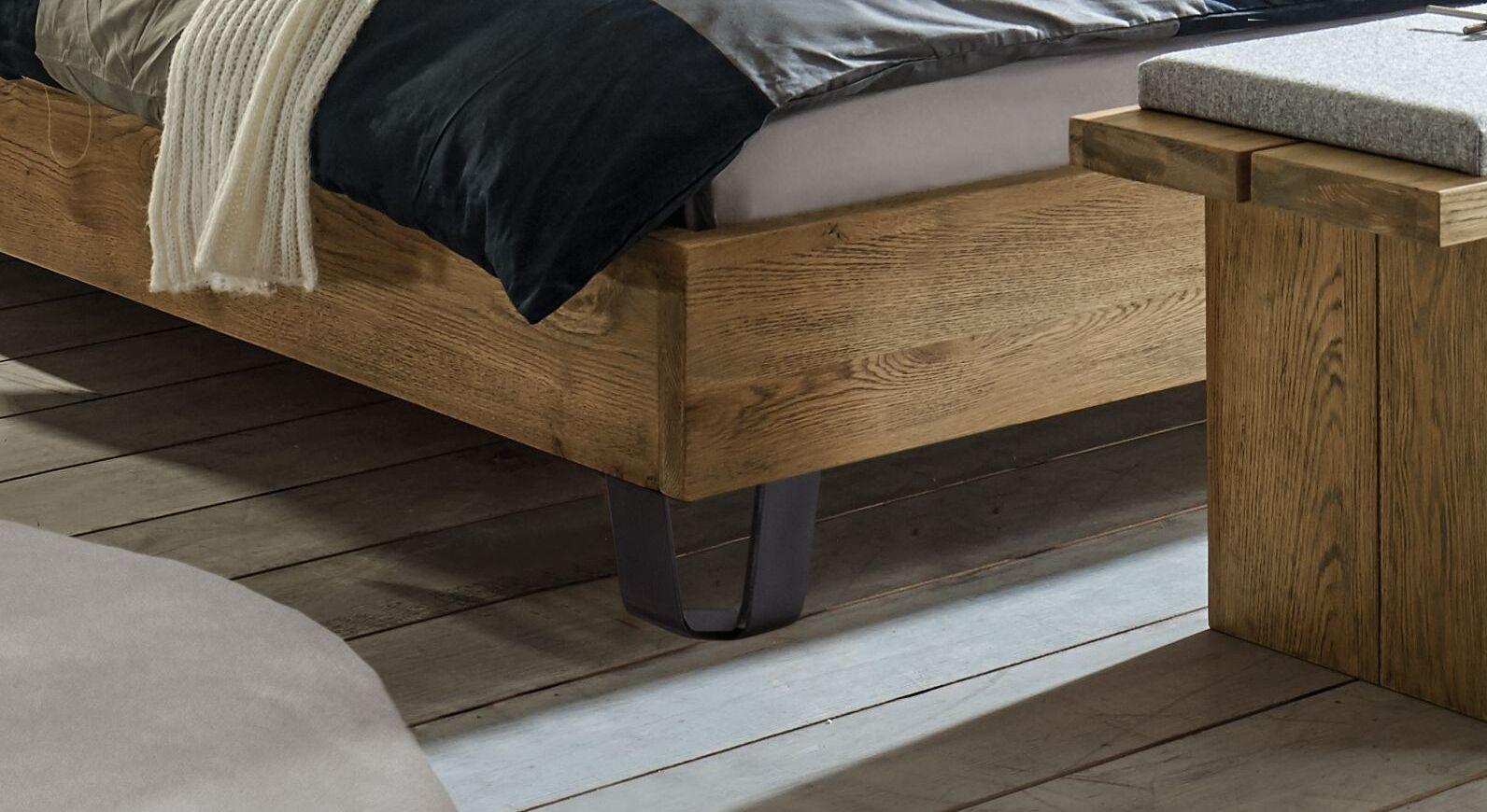 Metall-Füße vom Bett Ormar