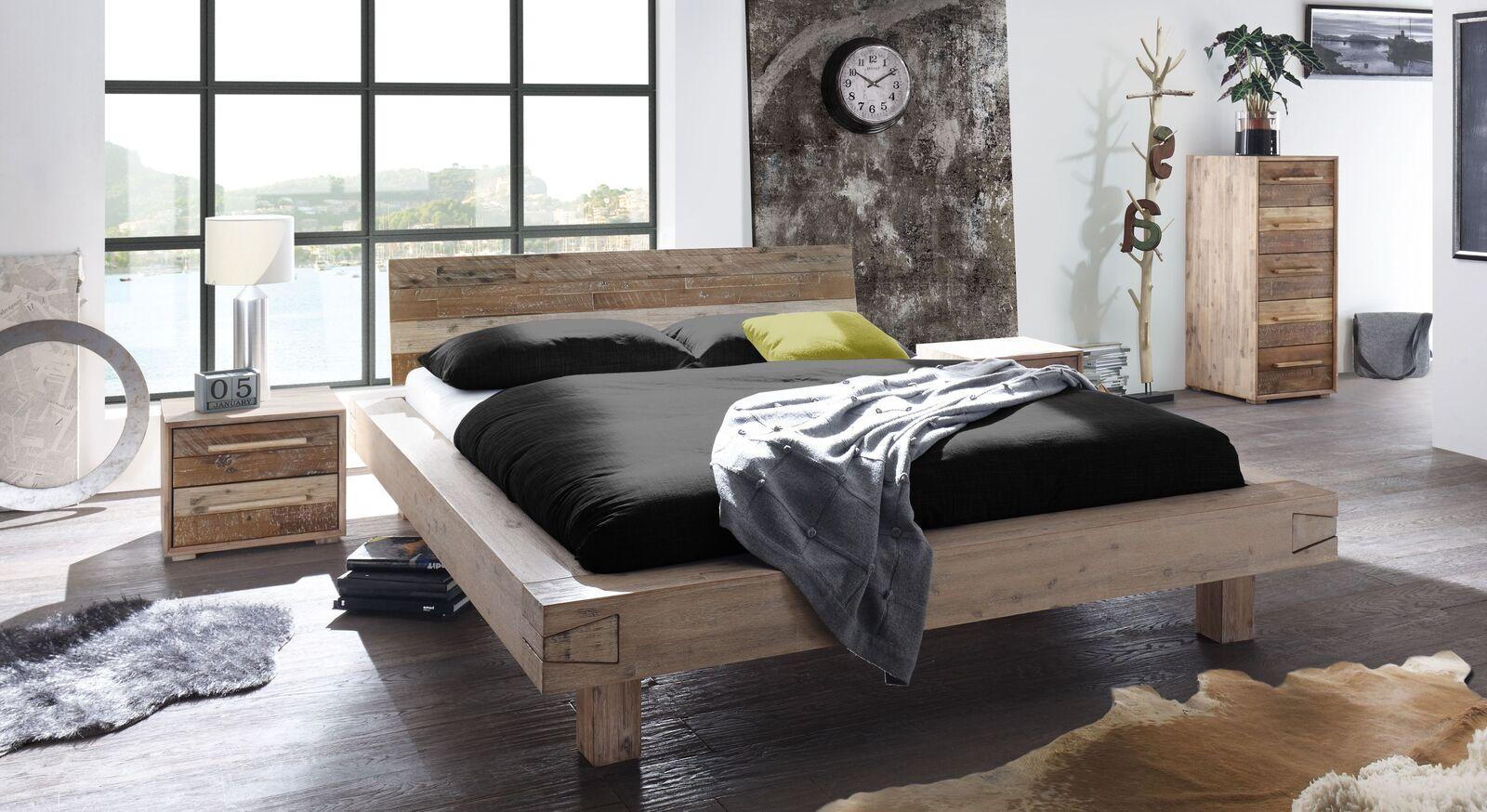 Passende Schlafzimmermöbel zum Bett Othon