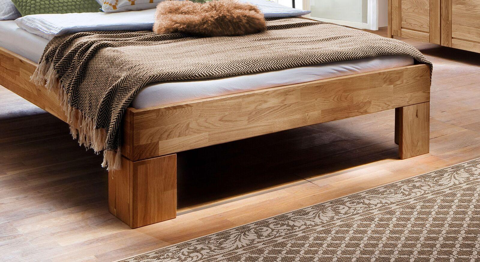 Bett Pasja mit robusten Winkelfüßen