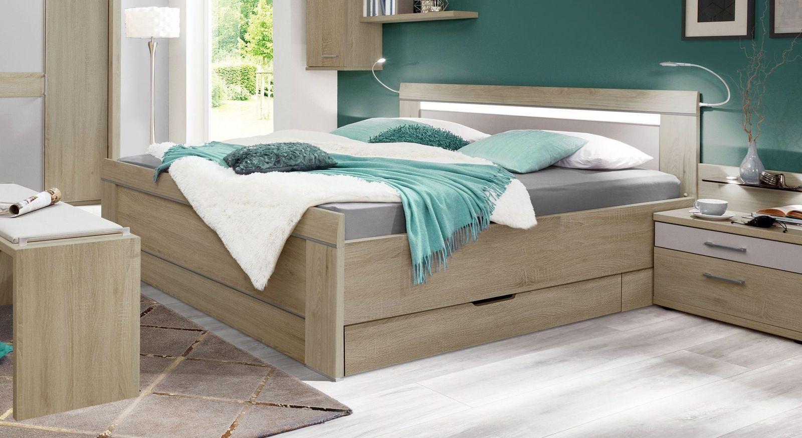Bett Pelham mit praktischem Bettkasten