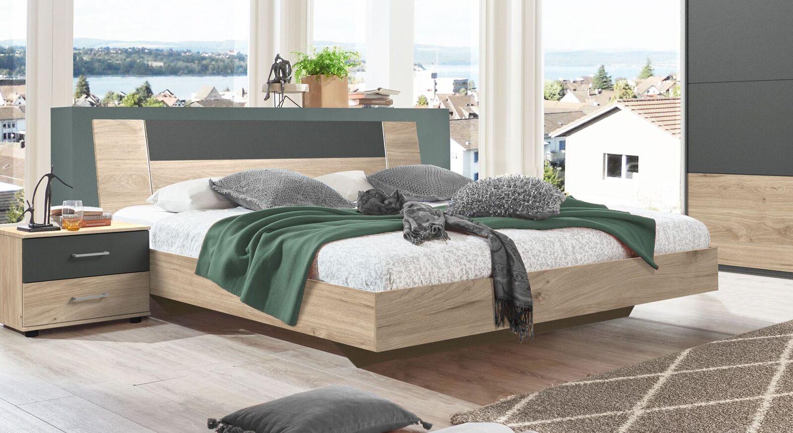 Bett Prenor bis zu 100 kg belastbar