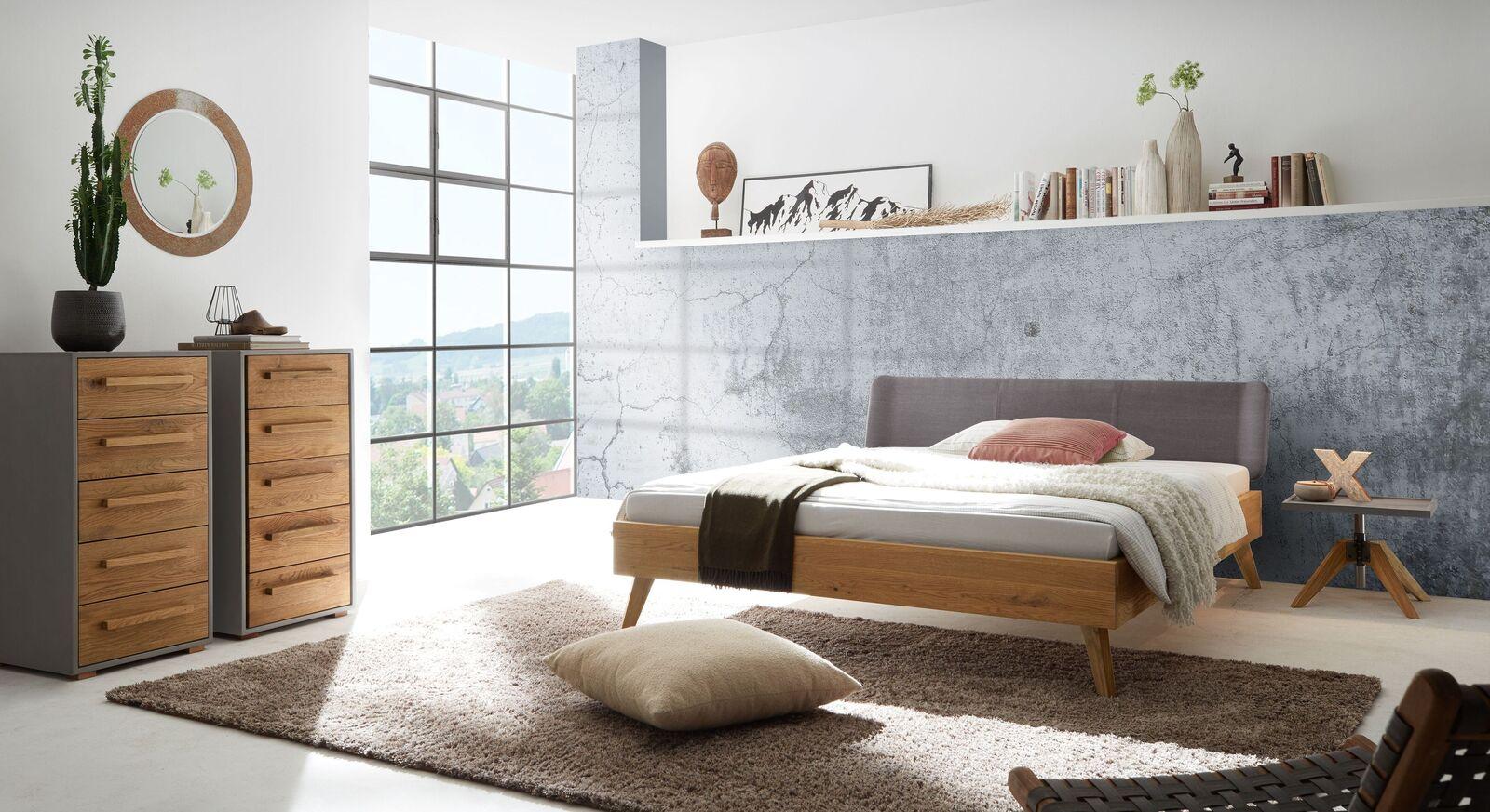 Passende Beimöbel zum Bett Sandel