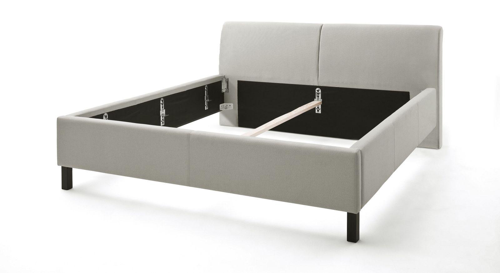 Modernes Bett Sulivan mit Bodenfreiheit