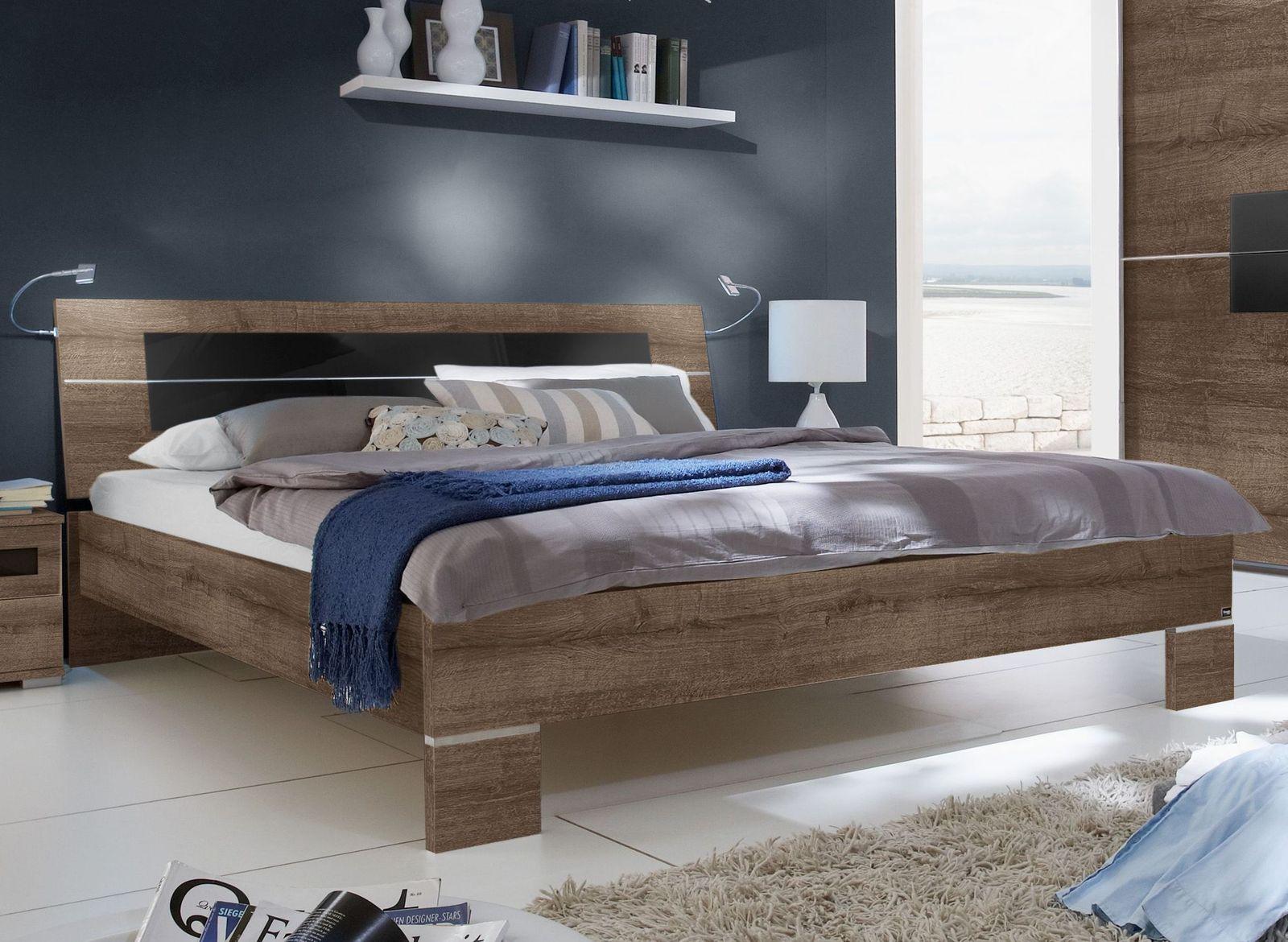 Beau Preiswertes Bett Surano In Schlammeiche Dekor