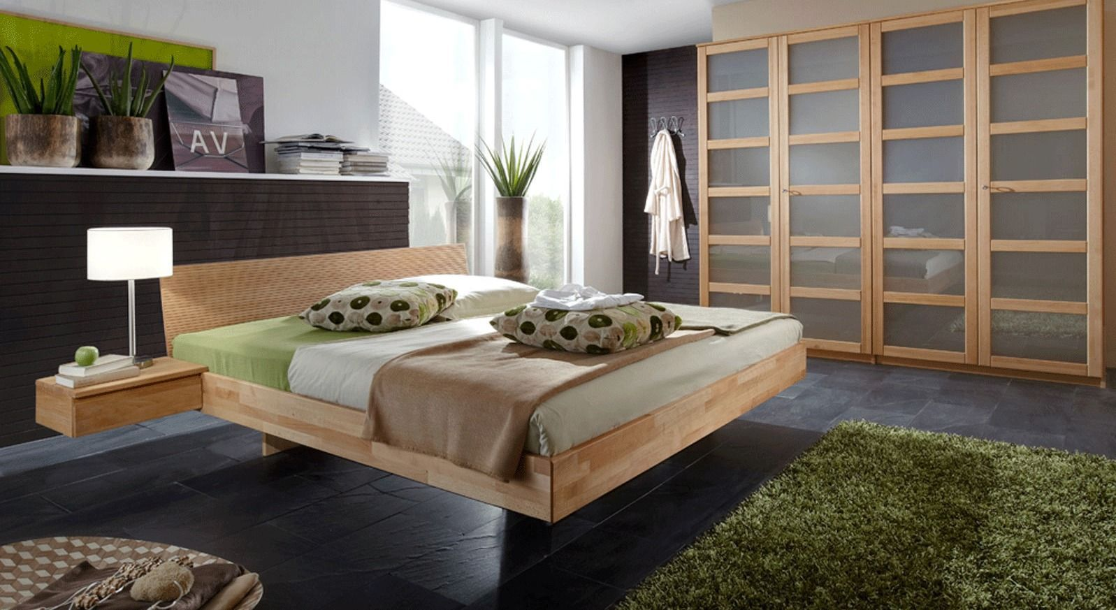 massivholzbett in z b 180x200 cm aus buche tacoma. Black Bedroom Furniture Sets. Home Design Ideas