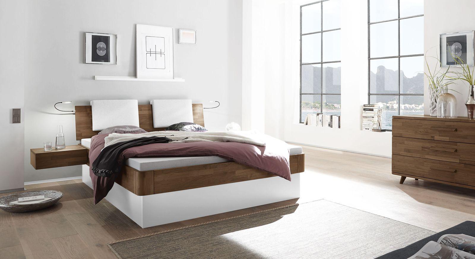 Bett Tartu mit passenden Schlafzimmermöbeln
