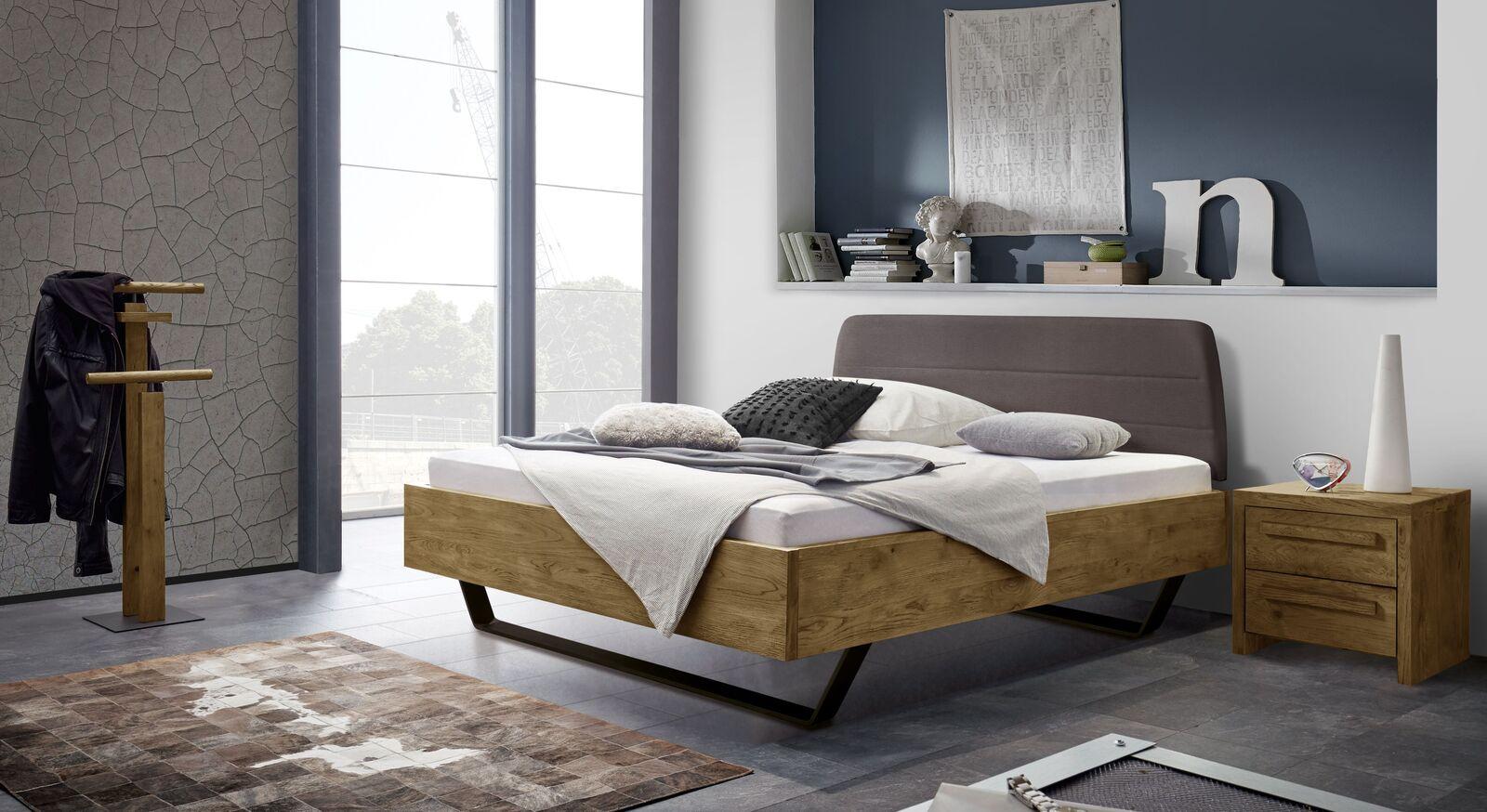 Bett Ticario mit passenden Schlafzimmermöbeln