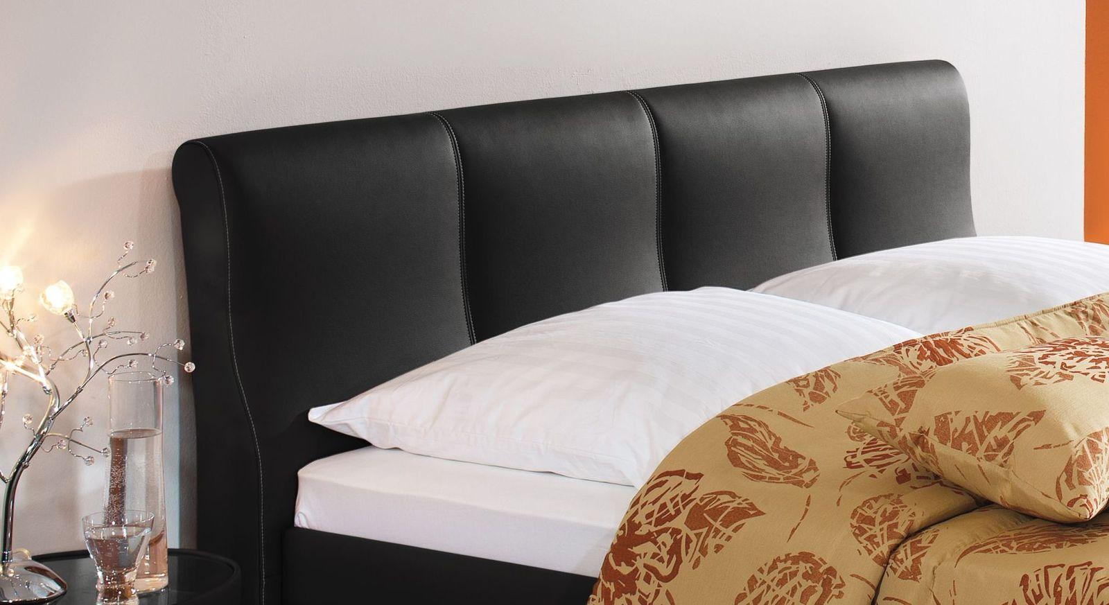 faszinierend bett kopfteil kissen fotos erindzain. Black Bedroom Furniture Sets. Home Design Ideas