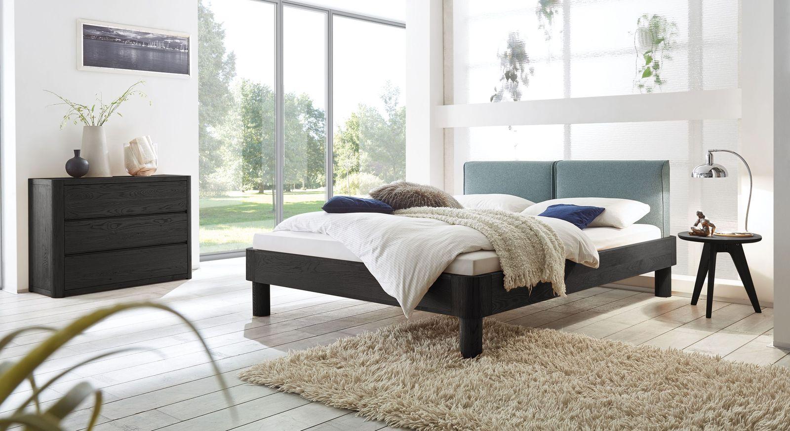 Bett Velasco mit passenden Schlafzimmermöbeln