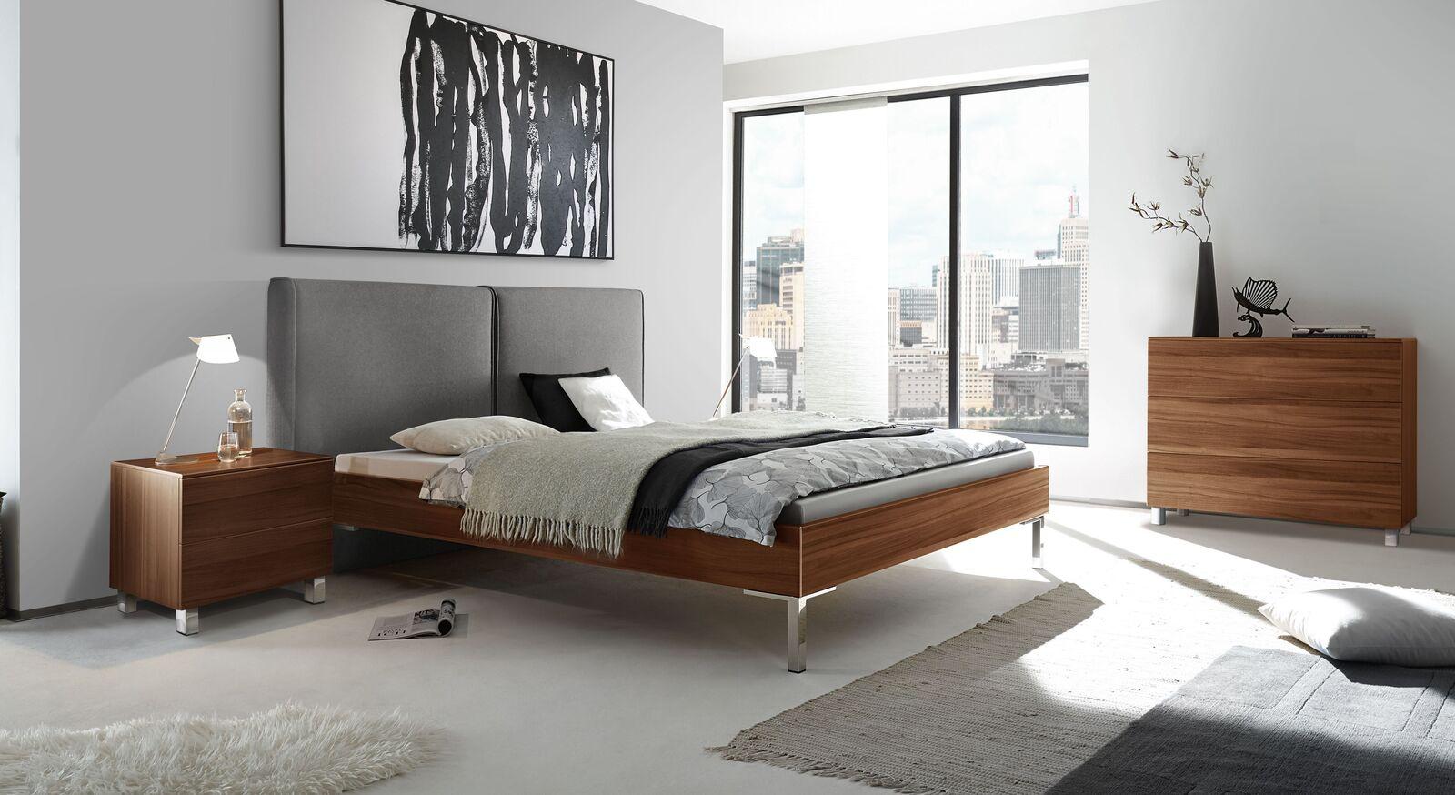 Passende Schlafzimmer-Ausstattung zum Bett Vilmars