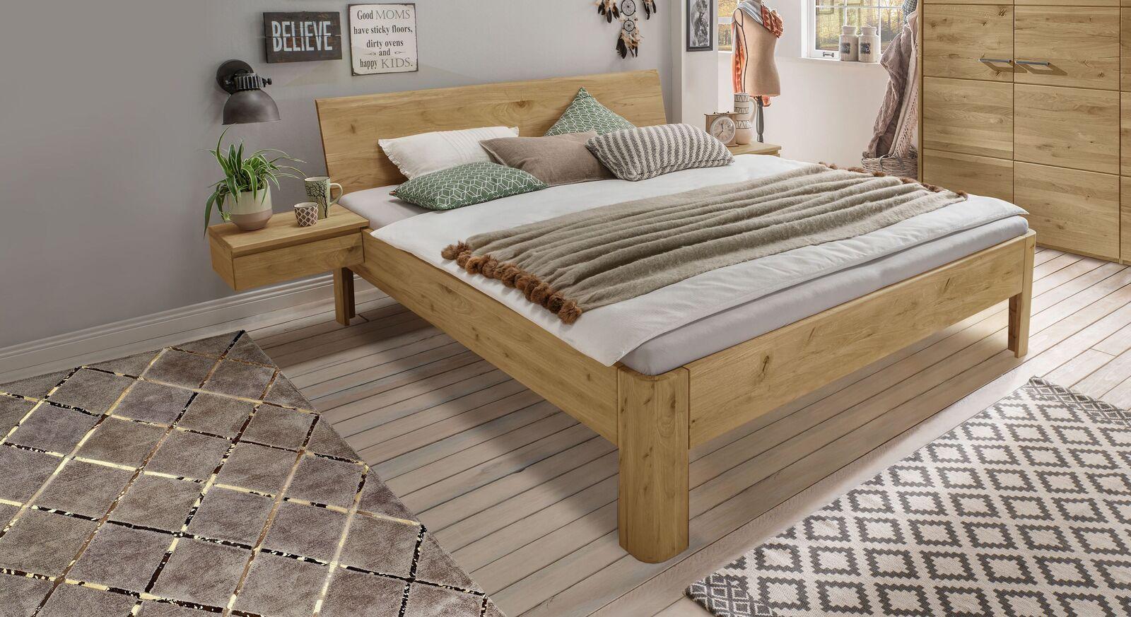 Bio-Bett Wila metallfrei aus Echtholz