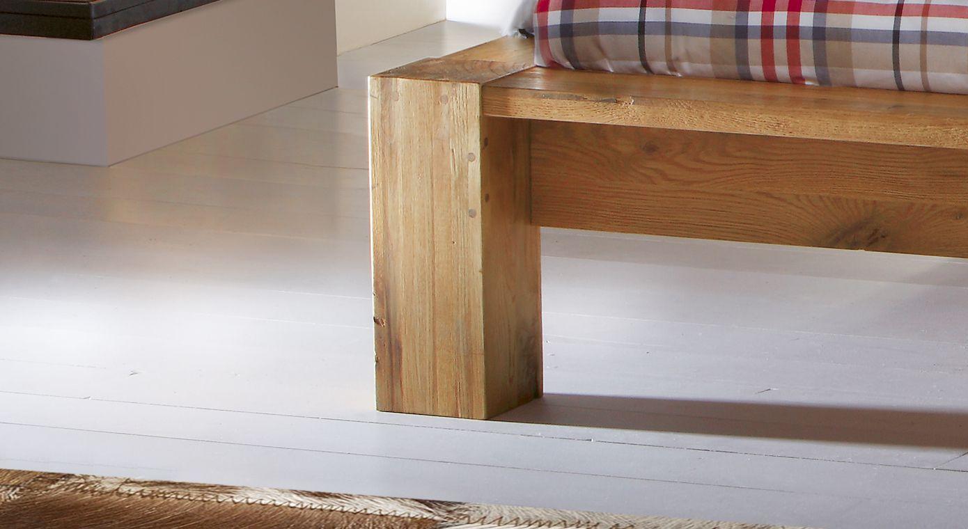 Bett Navia Füße Bettbeine 20cm