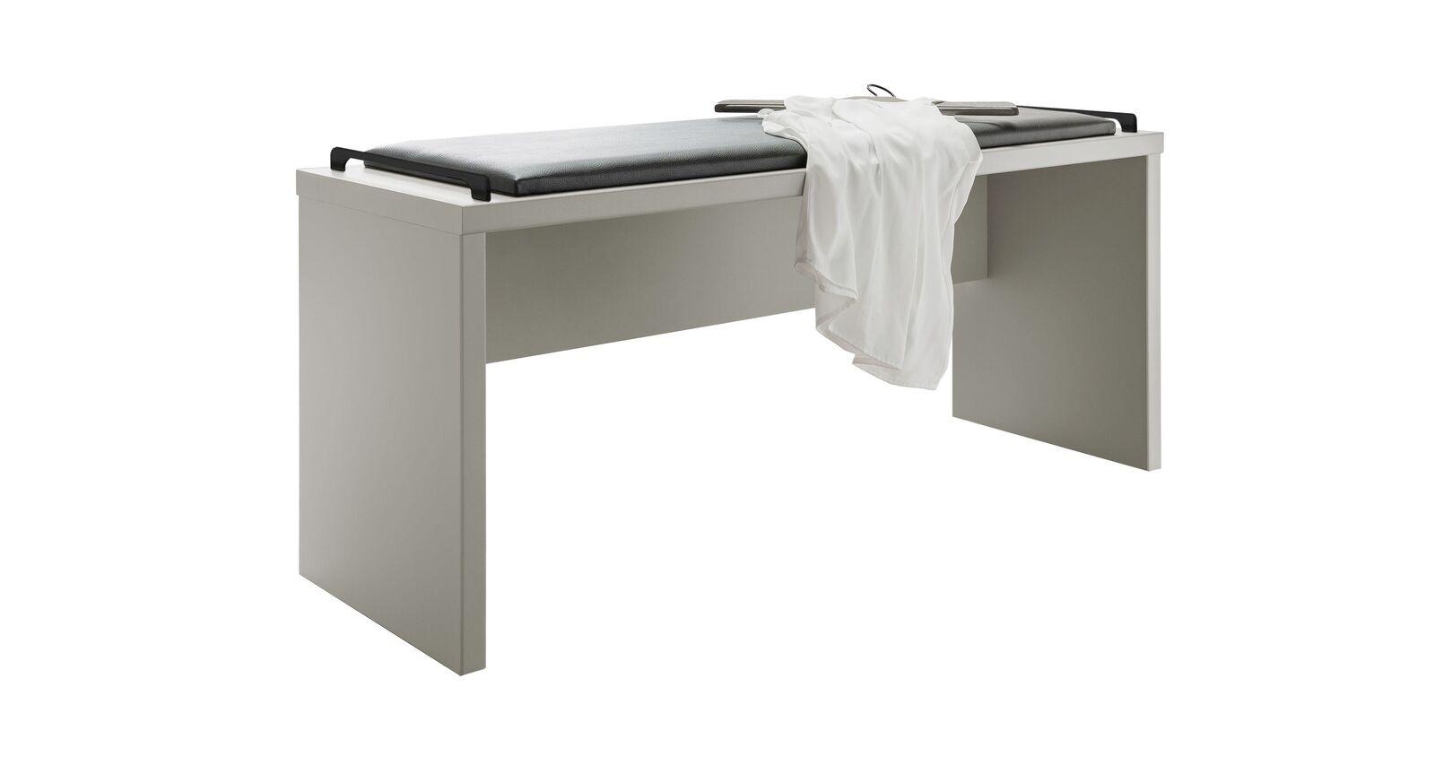 Bettbank Loyd inklusive Sitzpolster