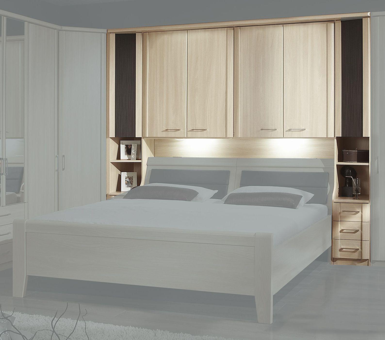 bettbr cke swalif. Black Bedroom Furniture Sets. Home Design Ideas